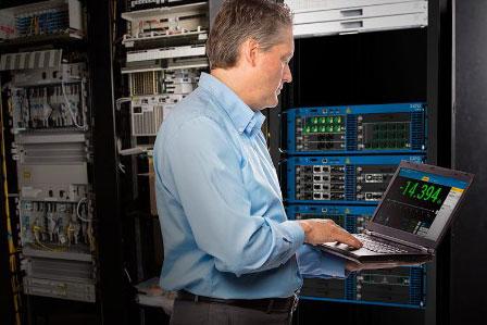 常见的连续和线性制造环节,经常在每个环节的一小部分时间里使用测试设备