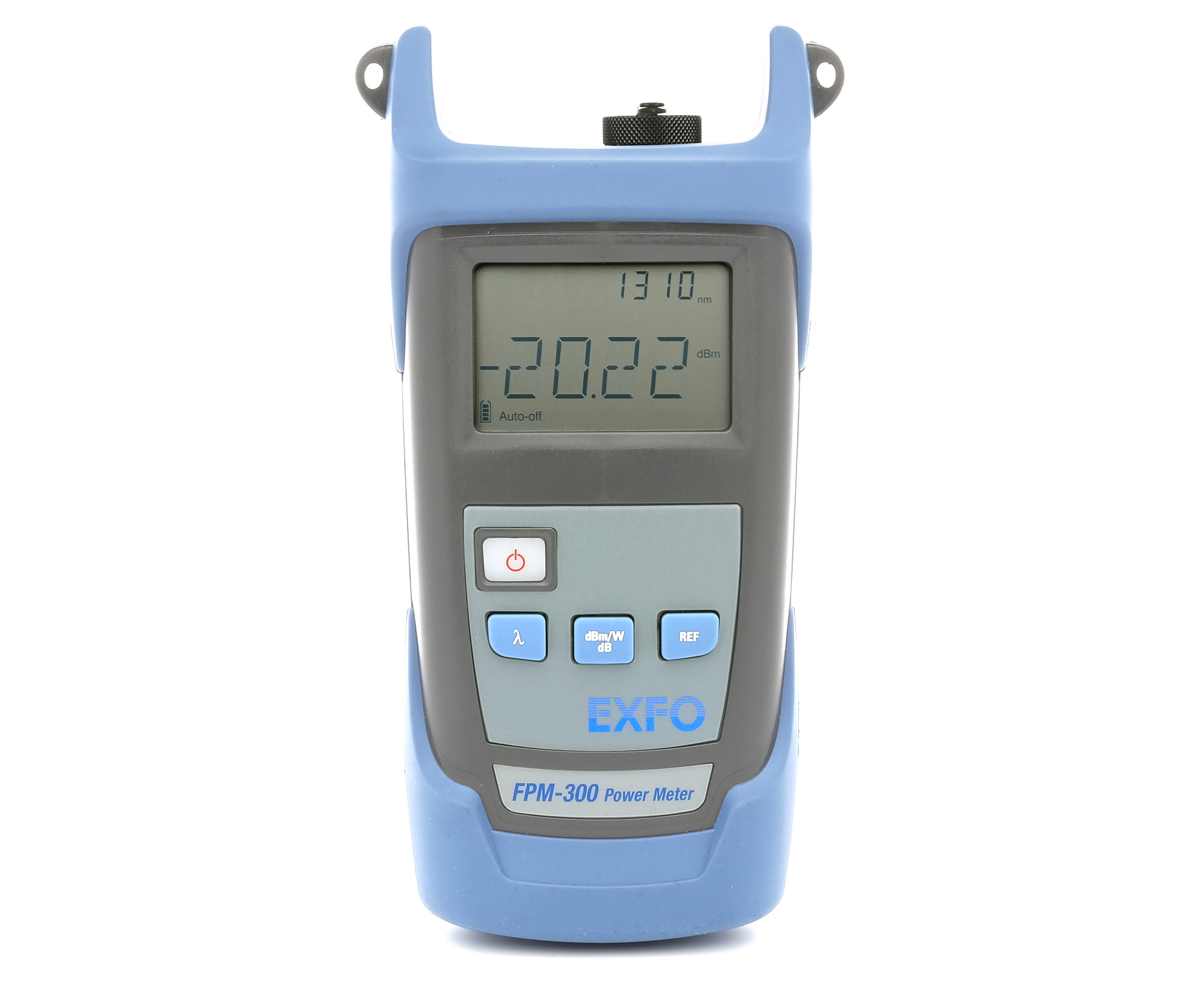Fpm 300 Power Measurement Link Loss Characterization Auto Off Source