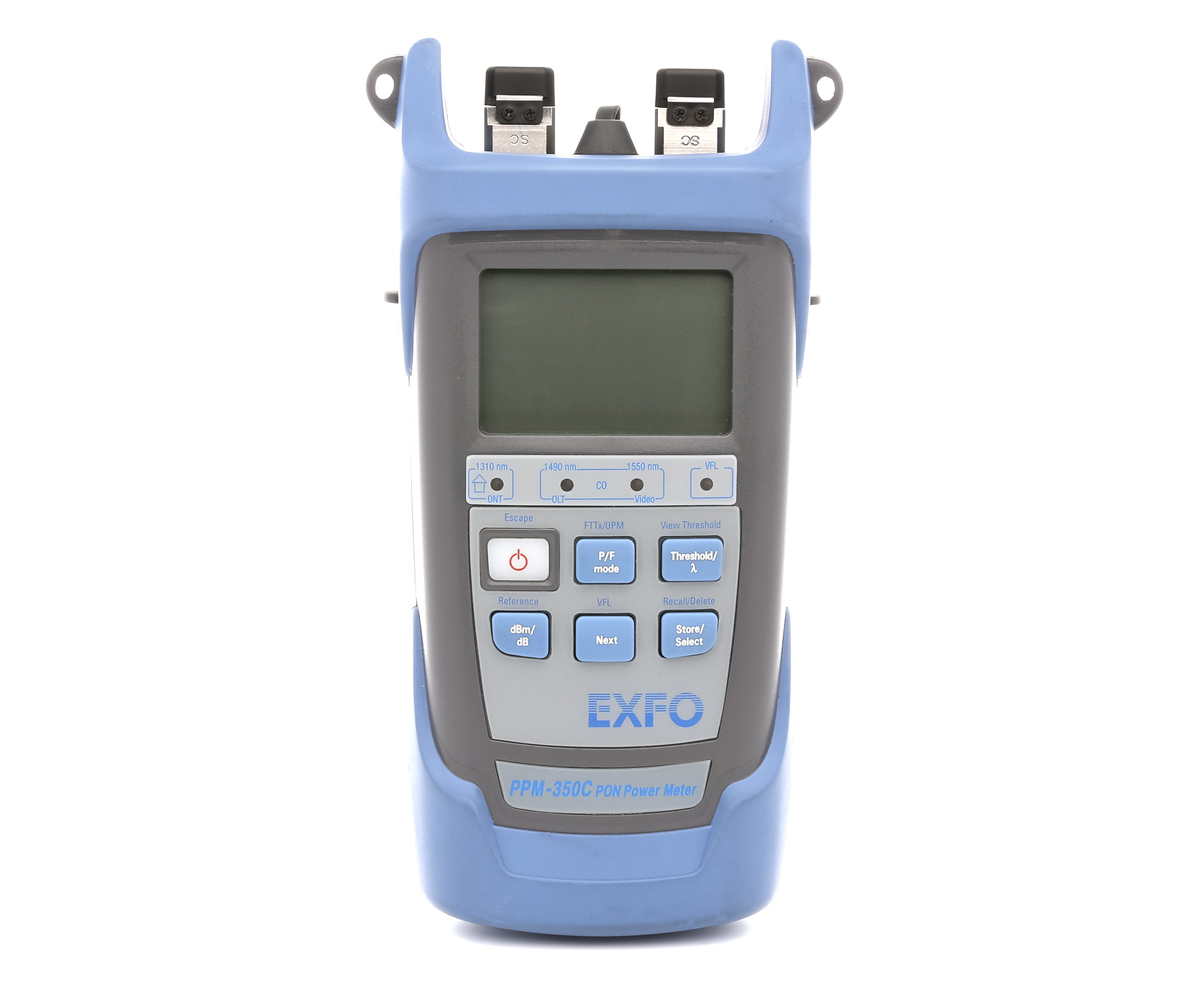 Ppm 350c Pon Signals Handheld Power Meter