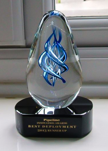 Pipeline Glass Award
