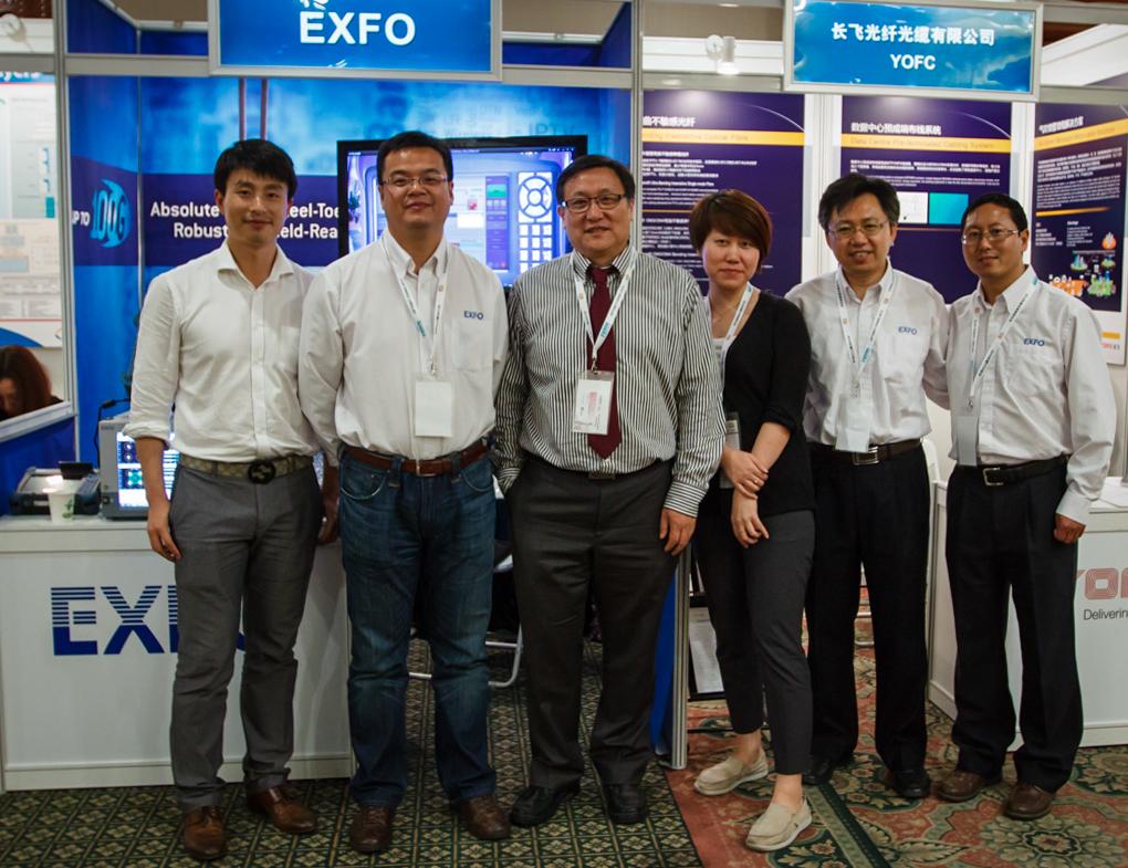 EXFO Team