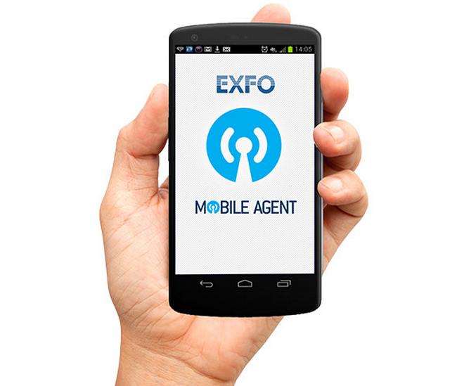 EXFO Mobile Agent